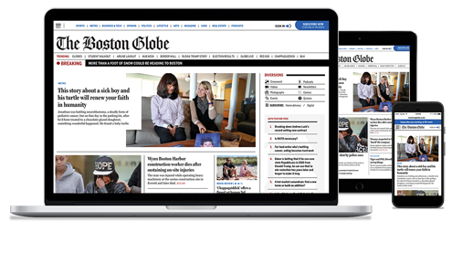 The Boston Globe - Digital